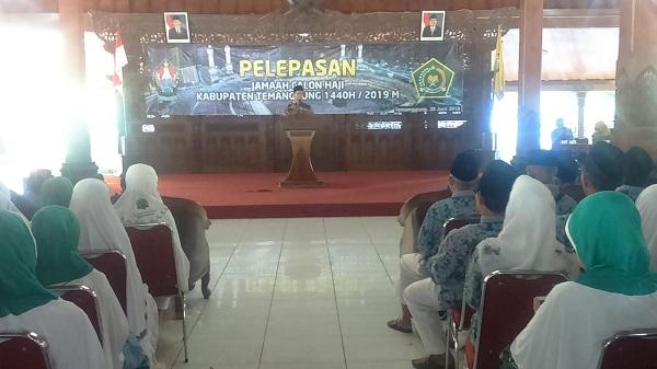 Calon Haji Temanggung Dapat Titipan Doa Petani Tembakau