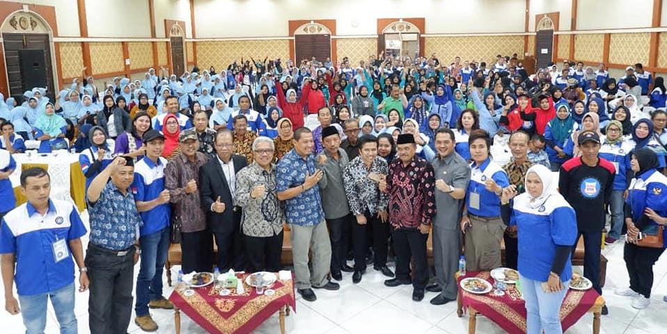 FSP RTMM Jawa Timur Gelar Rakerda dan Rapimda