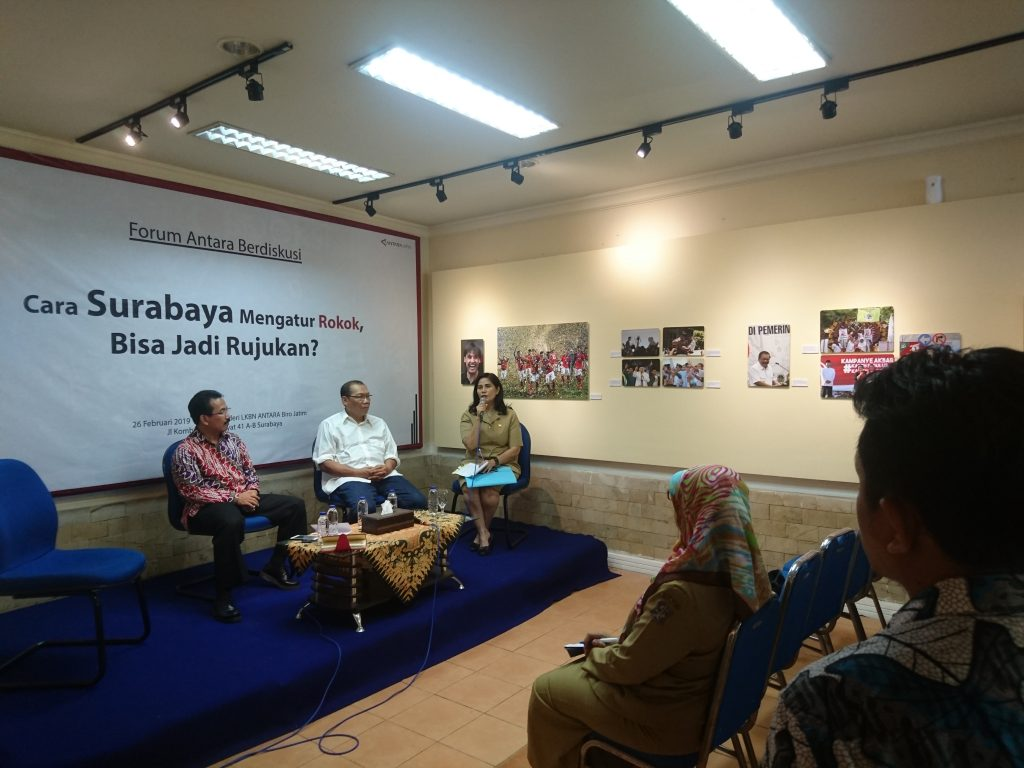 Membuat Perda KTR Surabaya Jadi Rujukan