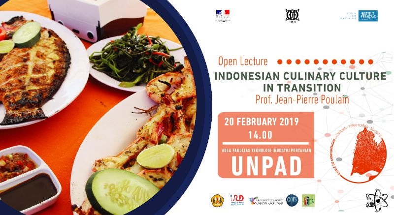 Dosen Prancis Bakal Bedah Budaya Kuliner Indonesia