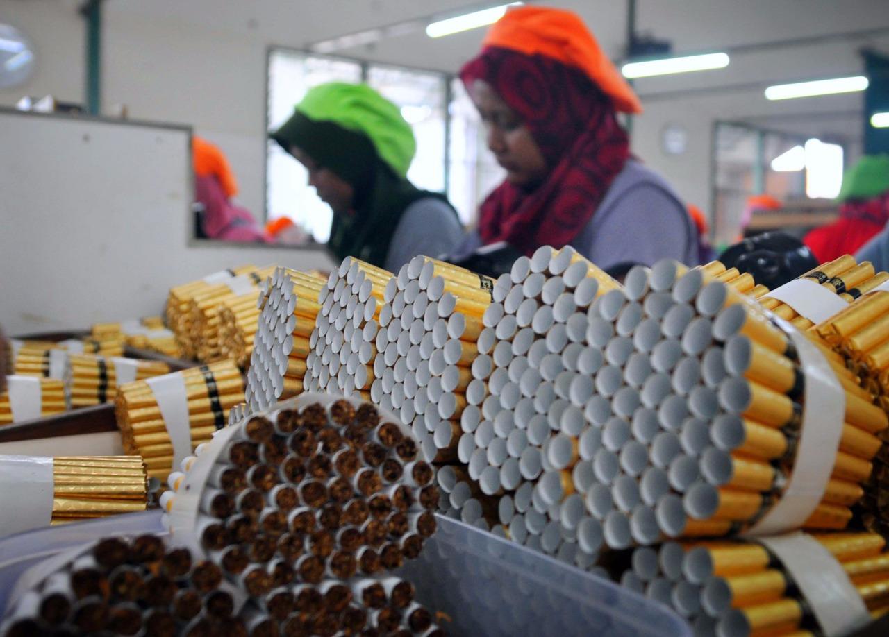 Gaprindo: Cukai Rokok Naik 23% Himpit Industri Rokok Nasional