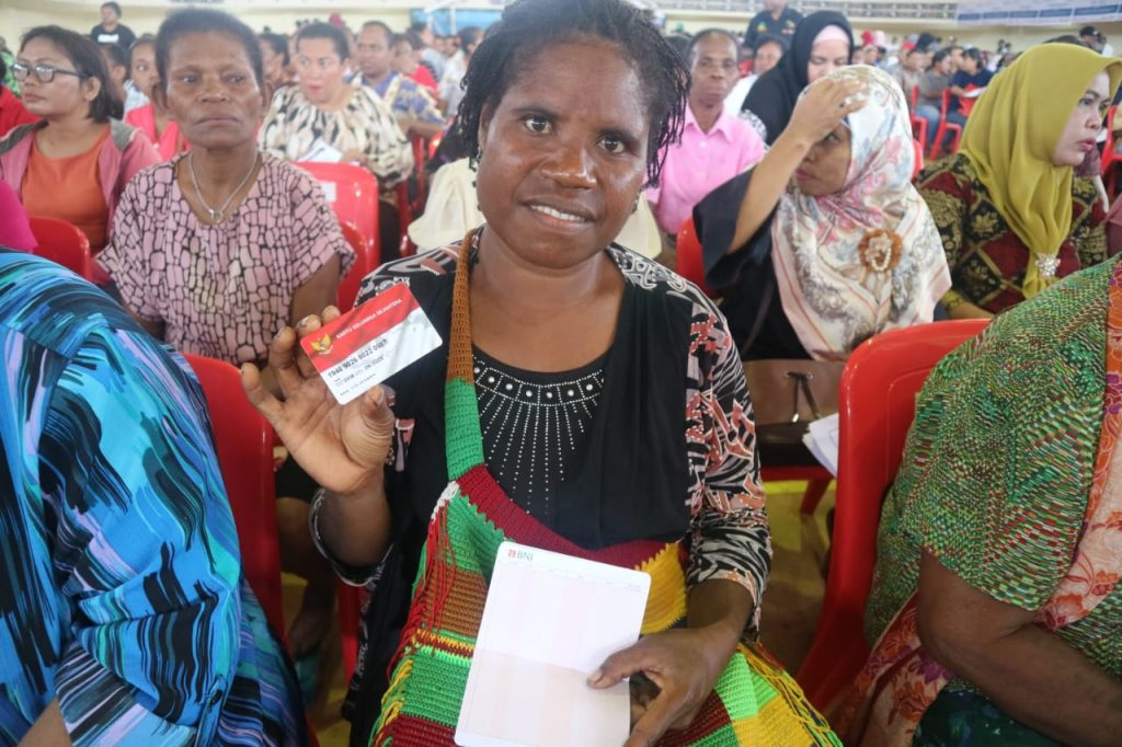 Realisasi pembelanjaan BPNT di Jayapura mencapai 58 persen