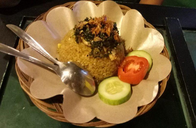Nasi goreng tembakau khas Temanggung