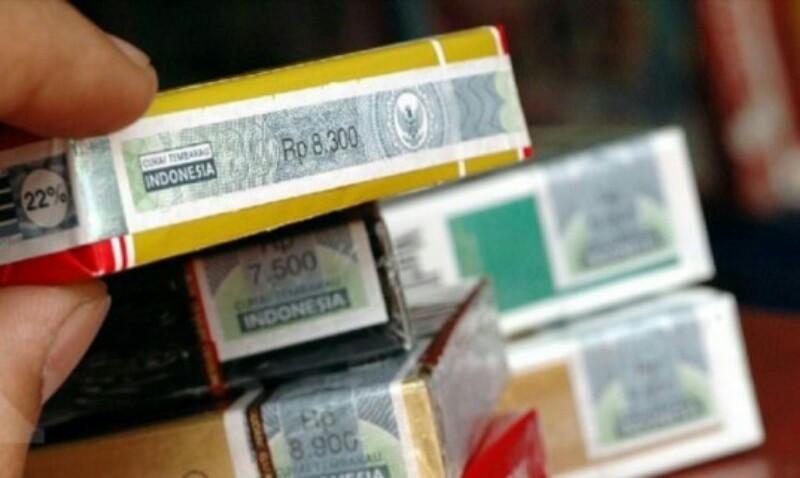 Ditopang tembakau, penerimaan Bea Cukai kuartal I 2019 melesat 73,04%