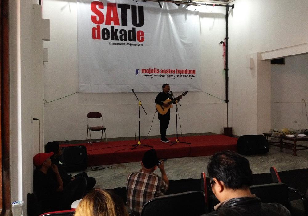Majelis Sastra Bandung Hidupkan Kembali Pengajian Sastra