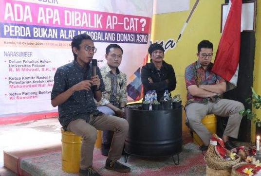 Kota Bogor Perangi Rokok, Tapi Pajak Cukainya Dinikmati