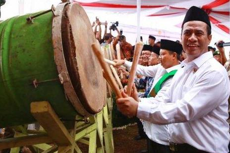 Santri Tani Milenial Energi Baru Pertanian Nusantara