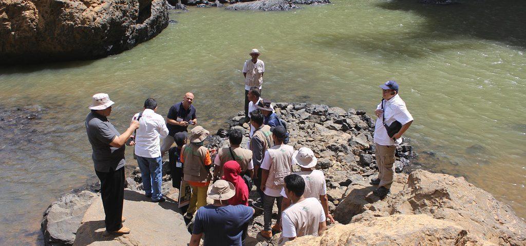 Geopark Ciletuh Amfiteater Alam Terbesar Indonesia
