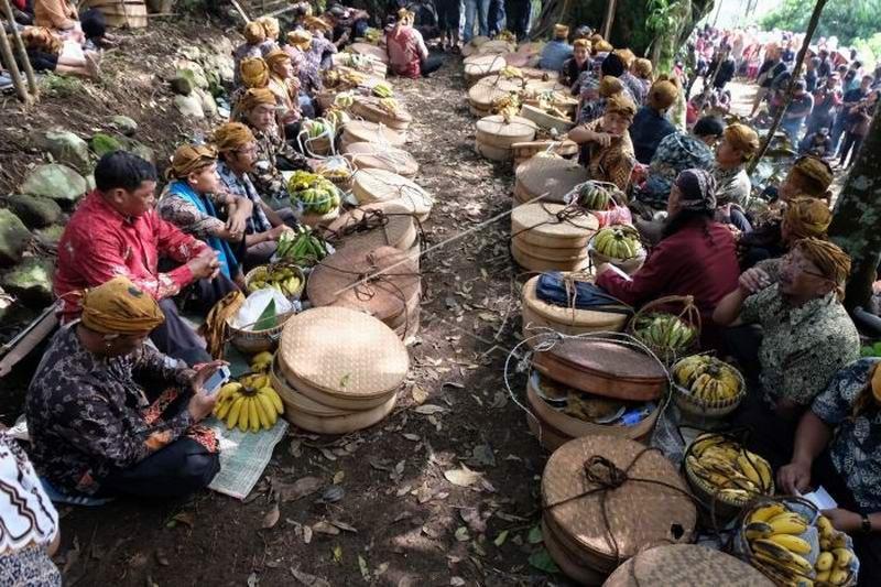 Tradisi Rejeban Petani Tembakau Temanggung